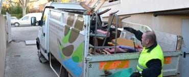 Camion Déchets Encombrants Cotelub